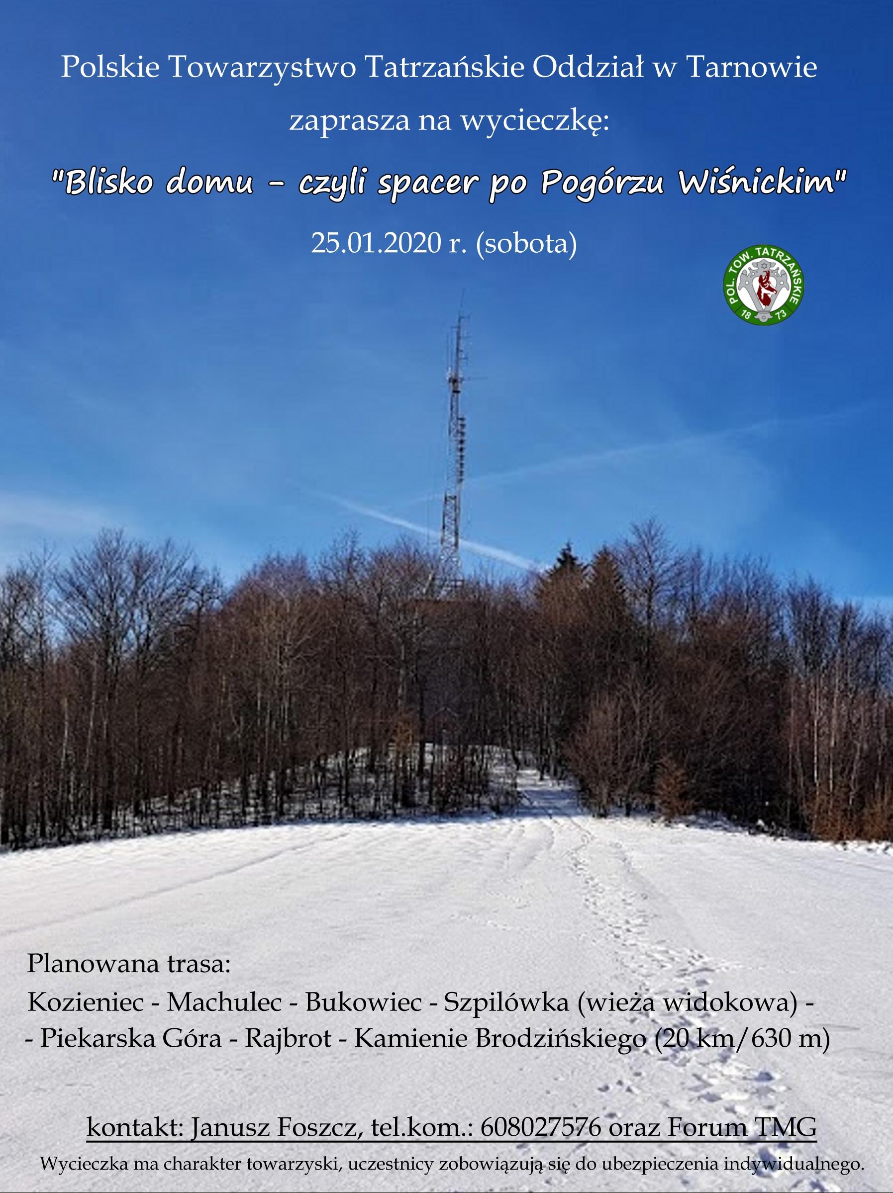 Polskie Towarzystwo Tatrzańskie Oddział PTT w Tarnowie